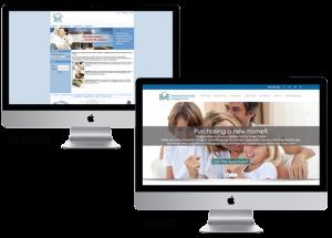 Mortgage Company Website Design