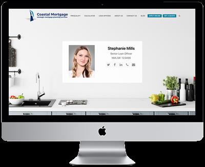 Mortgage Websites by Vonk Digital
